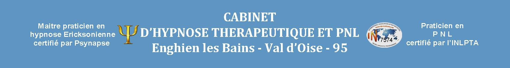 CABINET D'HYPNOSE THERAPEUTIQUE ET PNL VAL D'OISE 95